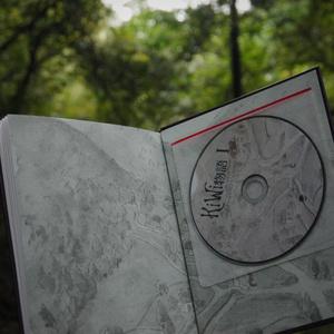 CD付き絵本 『KiWi物語 第一章 〜おばけのキウィとの出会い〜』
