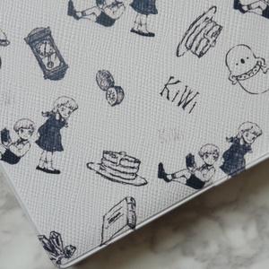 【再販】ブックカバー|KiWiオリジナル
