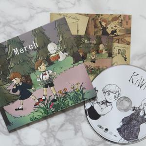 【再販】2点セット(Marchシリーズ)|CDアルバム+ブックカバー