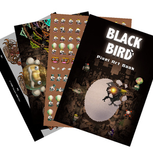 BLACK BIRD Premium Pack
