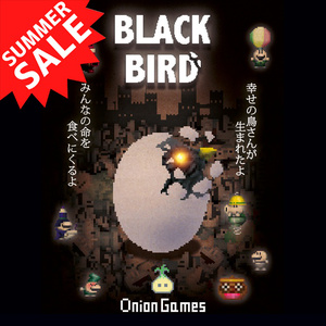BLACK BIRD |STEAM ダウンロードコード版