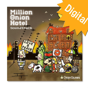 [Digital] Million Onion Hotel soundtrack