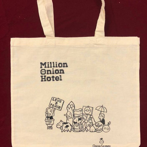 [Overseas]Million Onion Hotel Bag