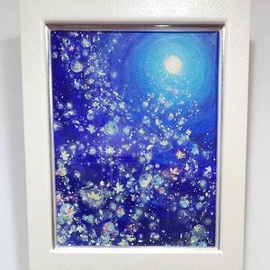 G-01  原画「月の花」