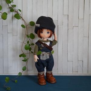【即納】ニット帽(オビツ11植毛ヘッド用)