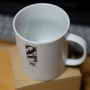 ひっそり蜻蛉切推マグカップ
