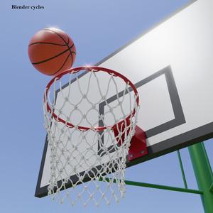 バスケットボール&ゴール