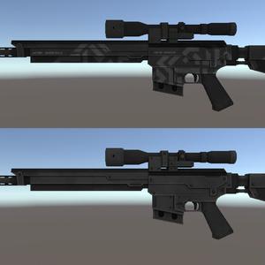 光学式狙撃銃 ASR-00