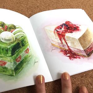 『meallust』ケーキと果物シリーズ