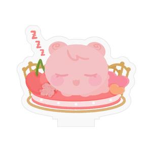 am-cat(sleeping)アクリルフィギュア