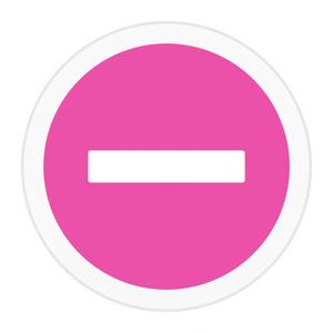 onikko(pink)アクリルフィギュア