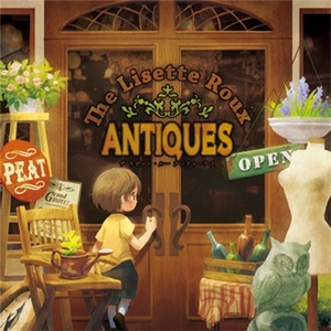 The Lisette Roux Antiques