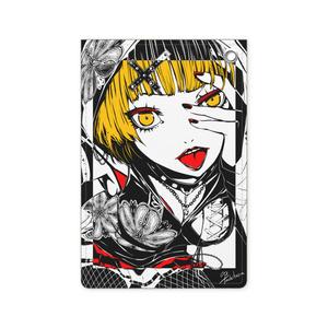 【オリジナルパスケース】パンキッシュ愛葉瑠羽1