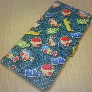 手帳型iPhone7ケース