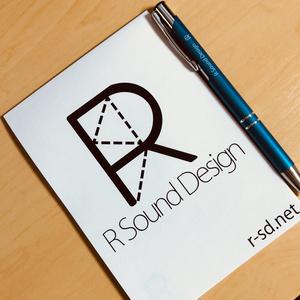 R Sound Design オリジナルメモ帳(メモパッド)