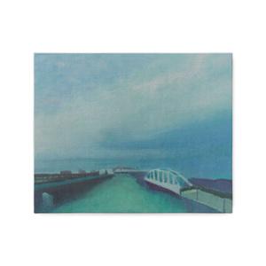 橋の上から―キャンバスアート
