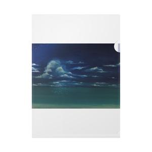 海ークリアファイル