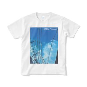 空を見上げてーアートTシャツ