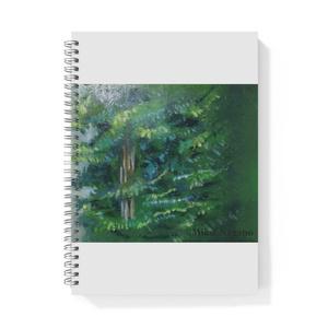 木々―リングノート
