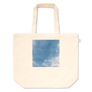 ひこうき雲のバッグ