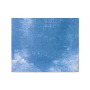 ひこうき雲―キャンバス