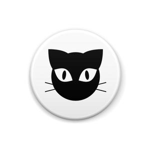 黒猫の大吉