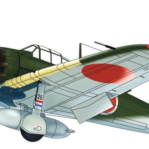 零式艦上戦闘機の全て(デジタル素材集 / ai型式)