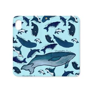 クジラたちiPhoneXRケース