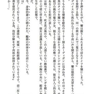 【無料公開】フィニクスフヴォースト/揺籃形成の終わり