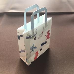 ちぃかま族。手作りプチステッカー(プチ紙袋付き)