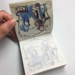ちぃかま族。オリジナルミニメモ帳