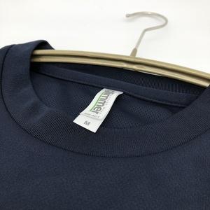 <速乾ドライ>【ネイビー】ネコいっぱいTシャツ(あんしんBOOTHパック(匿名)で自宅から発送【送料一律370円】)