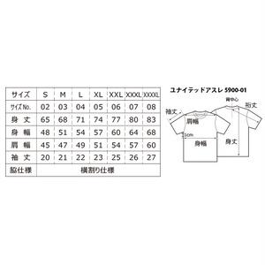 <速乾ドライ>【ブラック】ネコいっぱいTシャツ(あんしんBOOTHパック(匿名)で自宅から発送【ネコポス365円】)