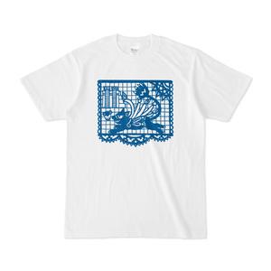 アステカ水の怪物Tシャツ