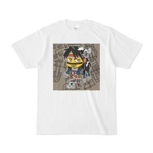 テスカトリポカ様チビキャラTシャツ