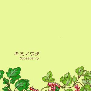小説『キミノウタ・グーズベリー』虎兎