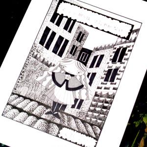 【漫画のアナログ原稿(44p)を販売・ネーム付き】