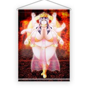 曼陀羅華3~鬼姫~タペストリー(舎脂)