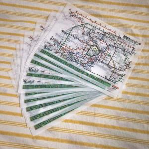 【旧版】高速ネットワーククリアファイル10枚セット