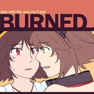 【陸奥x比叡】 BURNED