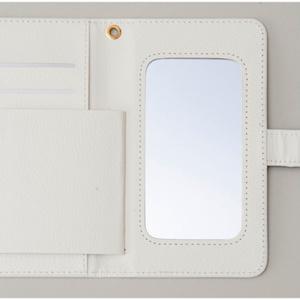 にゃいがー手帳型スマートフォンケース
