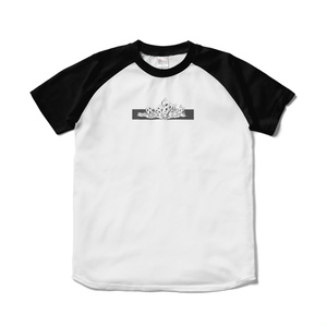 メタリカラグランTシャツ