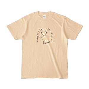 ポメラニアンTシャツ