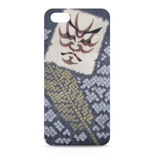 歌舞伎柄のスマホケース(iPhone用)