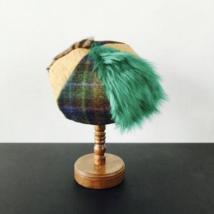 Hat Labo Jam コラボレーション/ベレー帽/Green