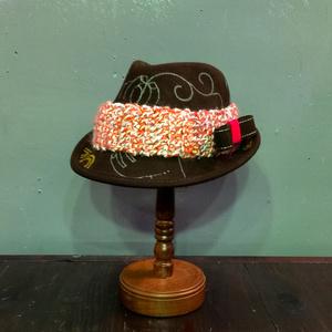 AYUMI HAYASHI Painting Hat2