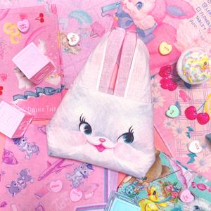 My Little Bunny お顔ハンカチーフ