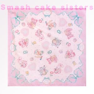 smash cake ハンカチーフ