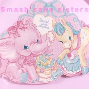Smash Cake sisters カード