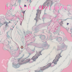 icecake unicorn カード